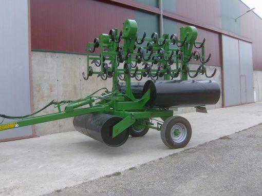 Rodillo cultivador